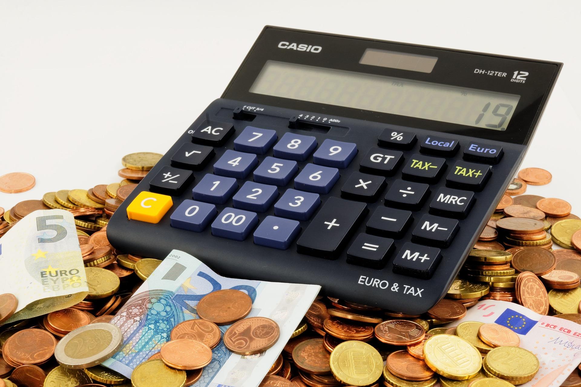 Spare penger - budsjett